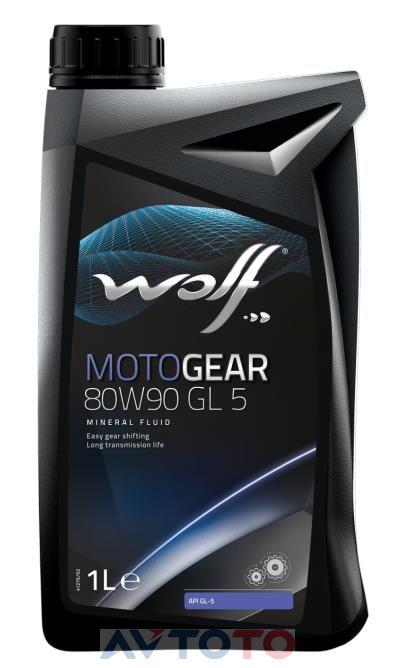 Трансмиссионное масло Wolf oil 8307010