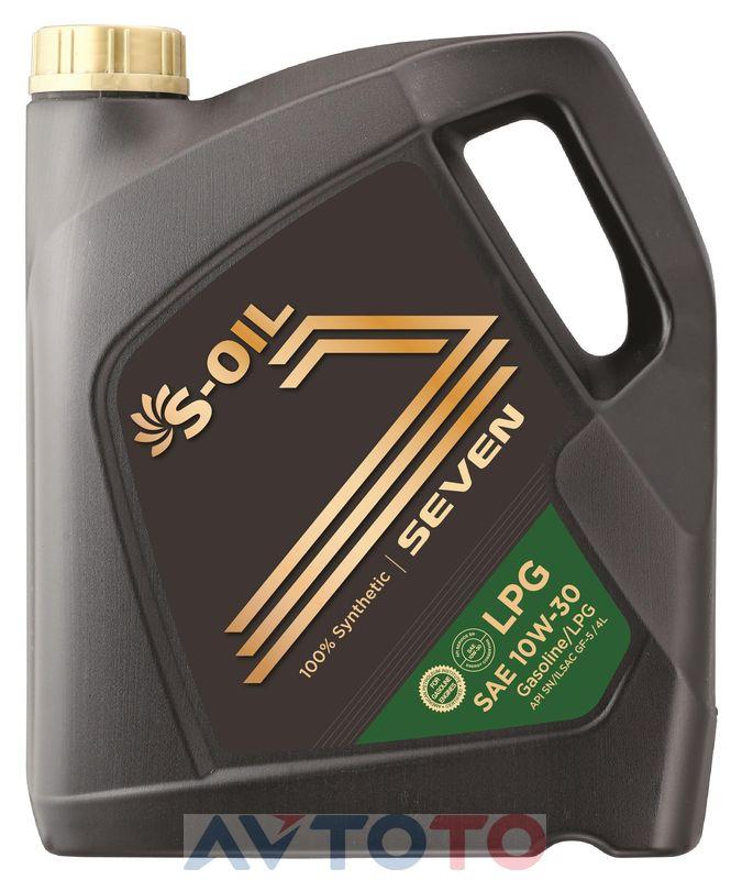 Моторное масло S-Oil LPG10W3004