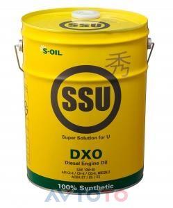 Моторное масло S-Oil DSSU10W40DXO20