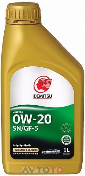 Моторное масло Idemitsu 30021328724
