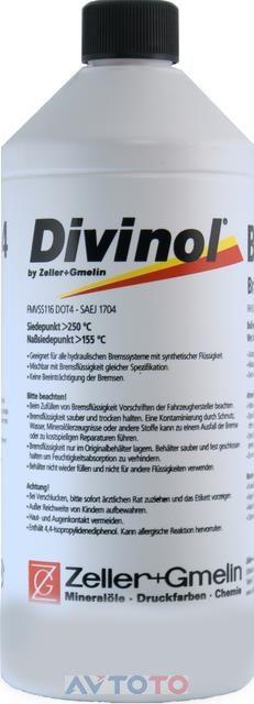 Тормозная жидкость Divinol 62170L004