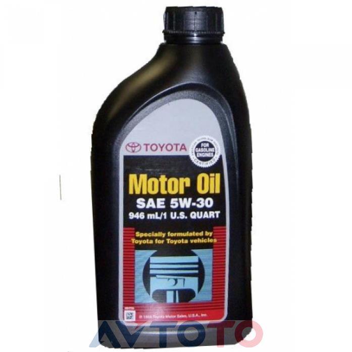 Моторное масло Toyota 002791QT5W