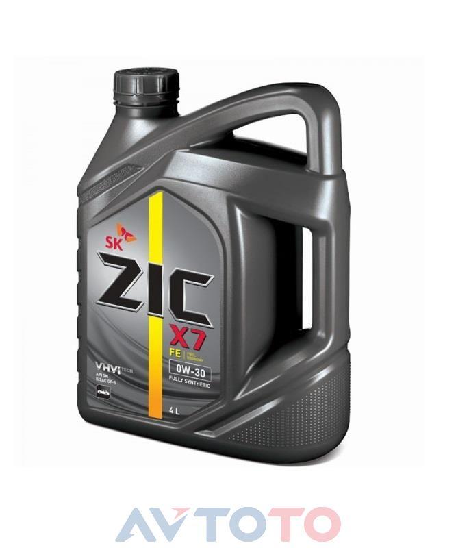 Моторное масло ZIC 162616