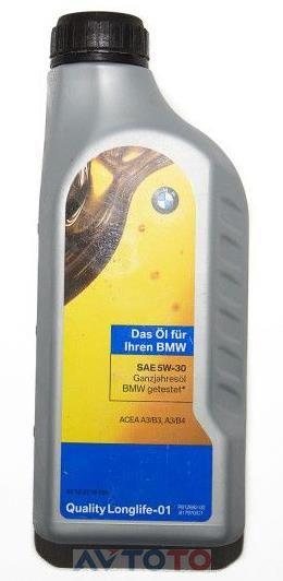Моторное масло BMW 83122219736