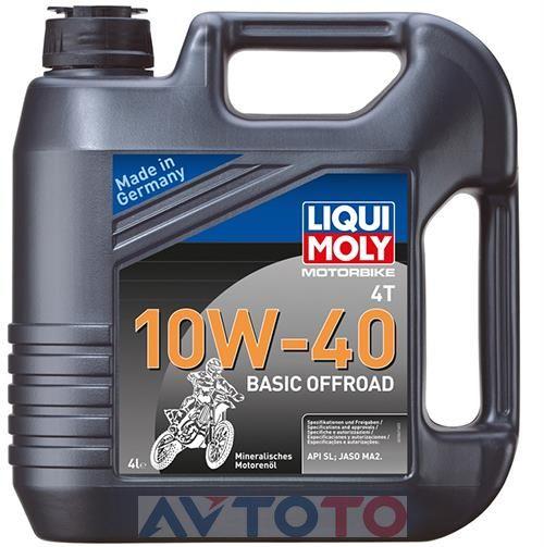 Моторное масло Liqui Moly 3062