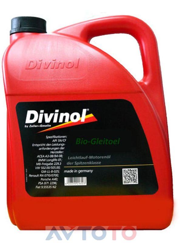 Моторное масло Divinol 07442K007