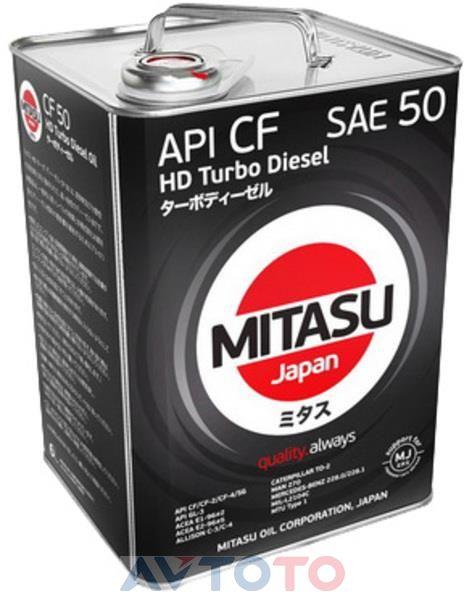 Моторное масло Mitasu MJ2356