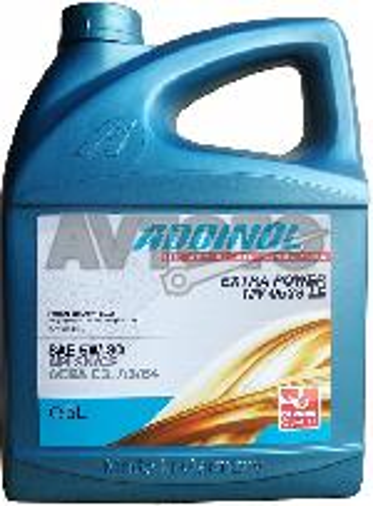 Моторное масло Addinol 4014766242716