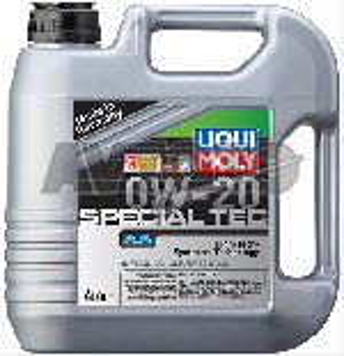 Моторное масло Liqui Moly 8066