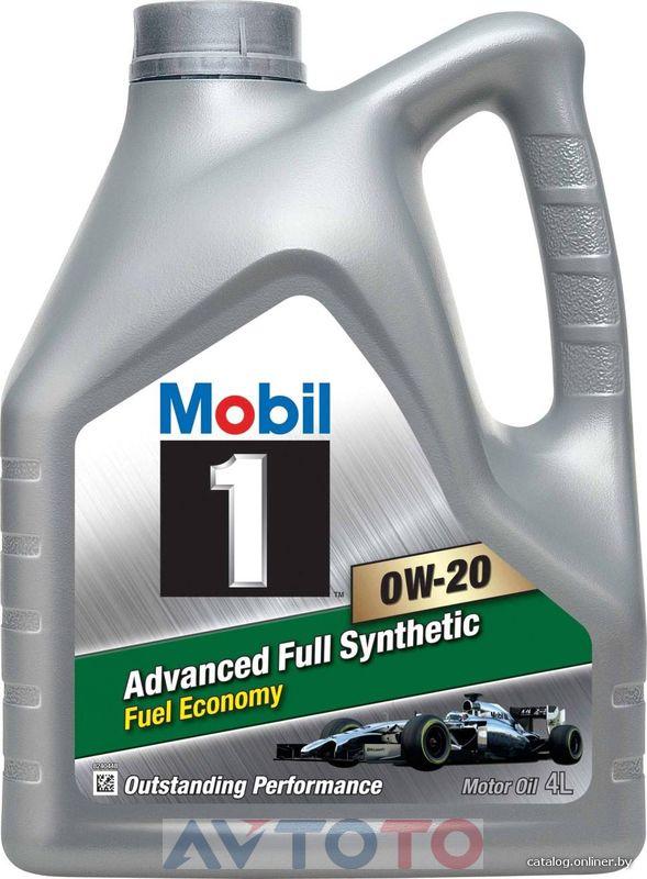 Моторное масло Mobil 152043