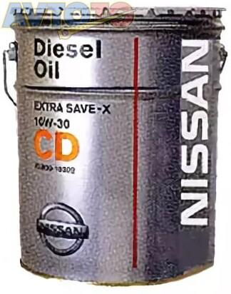 Моторное масло Nissan KLBD010302