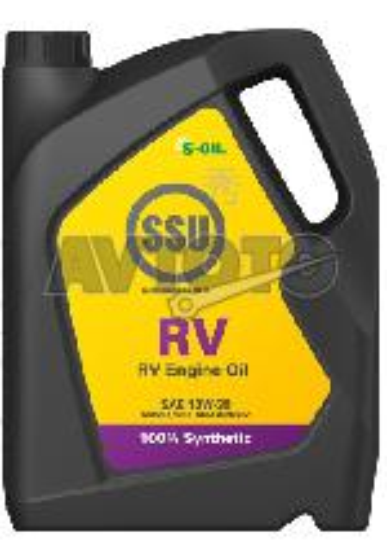 Моторное масло S-Oil DRV10W3006