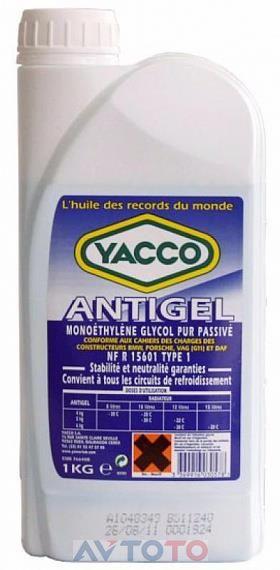 Охлаждающая жидкость Yacco 603055