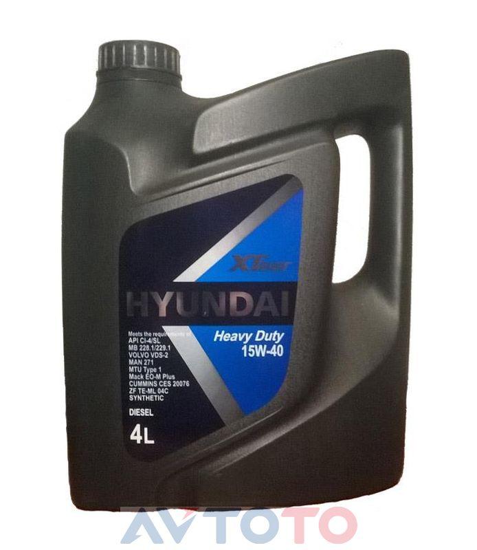 Моторное масло Xteer 1041007