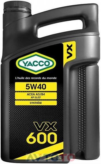 Моторное масло Yacco 302922