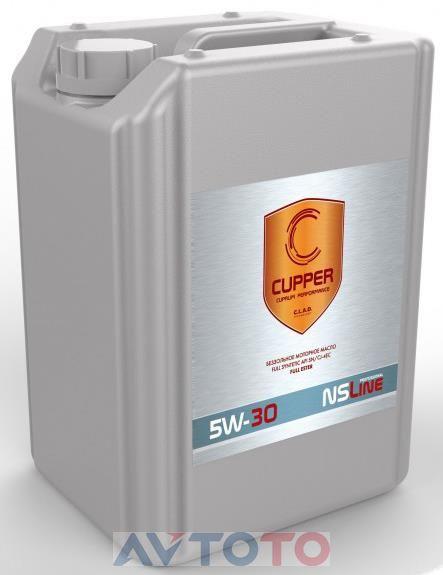 Моторное масло Cupper FE5W3010