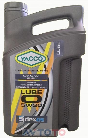 Моторное масло Yacco 305322