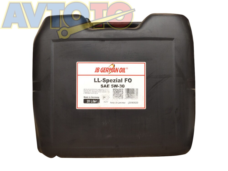 Моторное масло JB 4027311002369