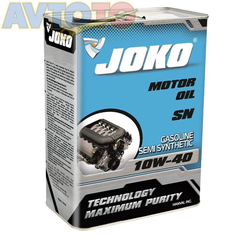 Моторное масло Joko JSN104