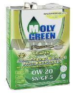 Моторное масло Moly Green 0470023
