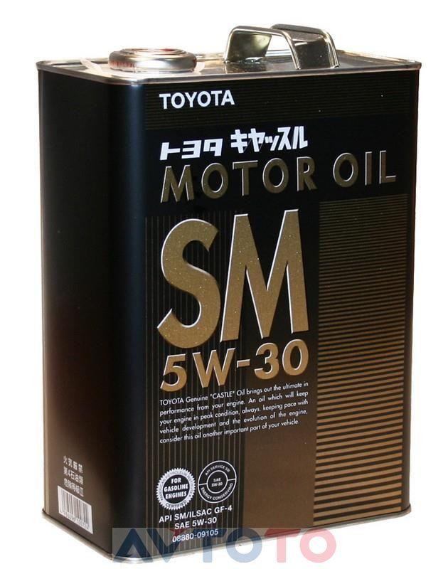 Моторное масло Toyota 0888009105