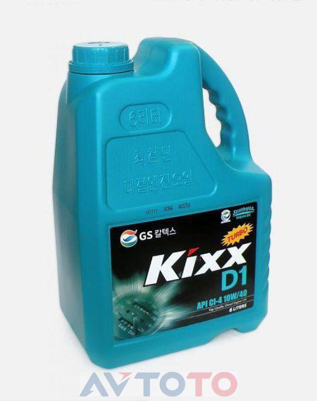 Моторное масло KIXX L2061360E1