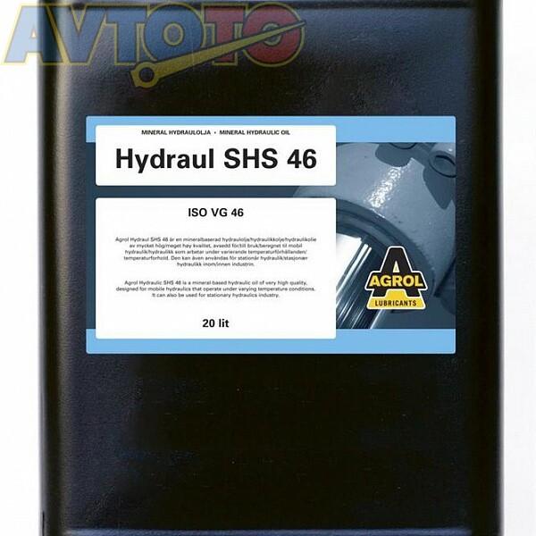 Гидравлическое масло AGROL 780620