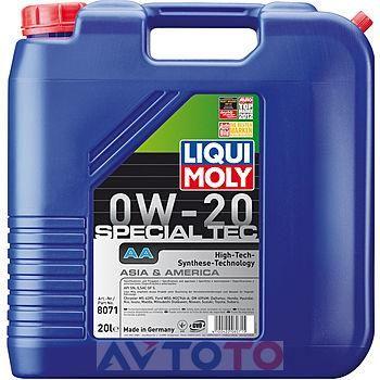 Моторное масло Liqui Moly 8071