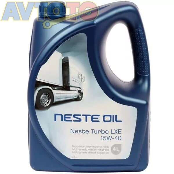 Моторное масло Neste 124545