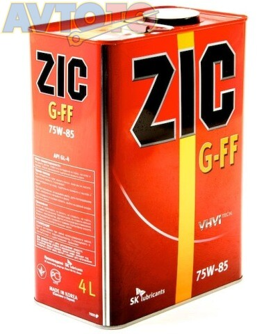 Трансмиссионное масло ZIC 8809036900948
