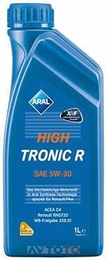 Моторное масло Aral 16008