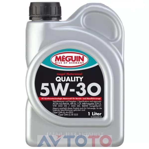 Моторное масло Meguin 6566