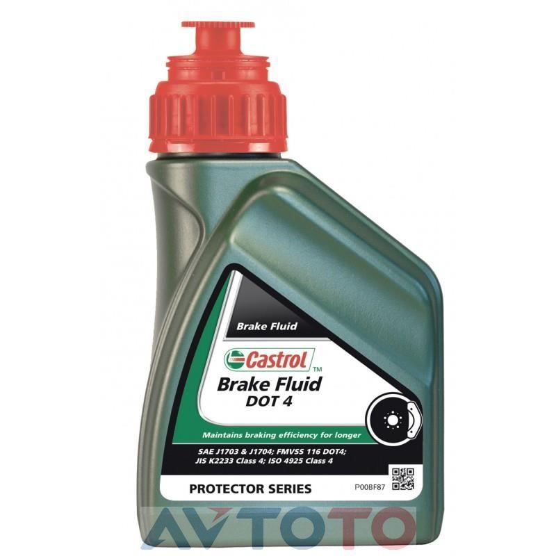 Тормозная жидкость Castrol 155BD0