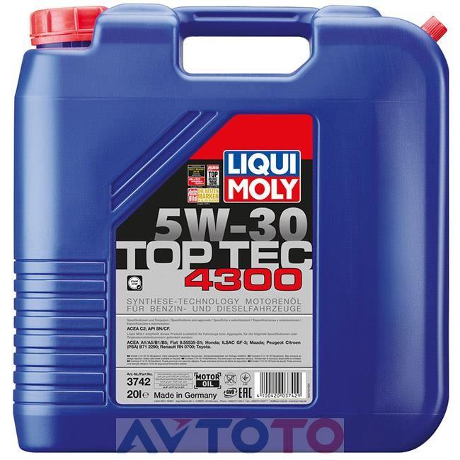 Моторное масло Liqui Moly 3742