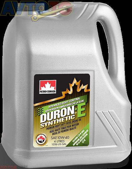 Моторное масло Petro-Canada DESYN14C16
