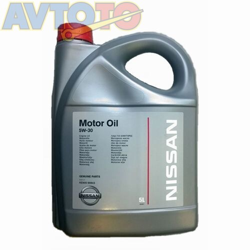 Моторное масло Nissan KE90099943