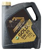 Моторное масло S-Oil GOLD5W3004