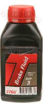 Тормозная жидкость TRW PFB325