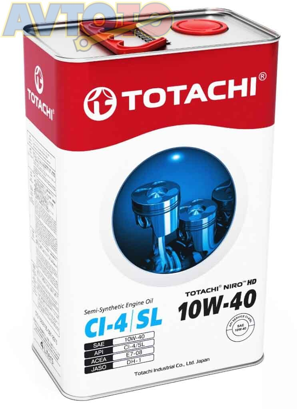 Моторное масло Totachi 4589904921971