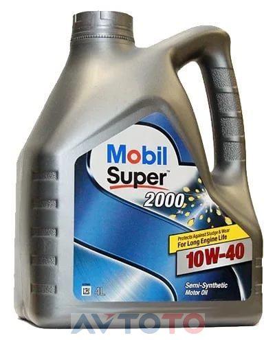 Моторное масло Mobil 152568