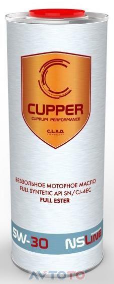 Моторное масло Cupper FE5W301
