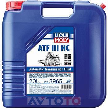 Трансмиссионное масло Liqui Moly 3965