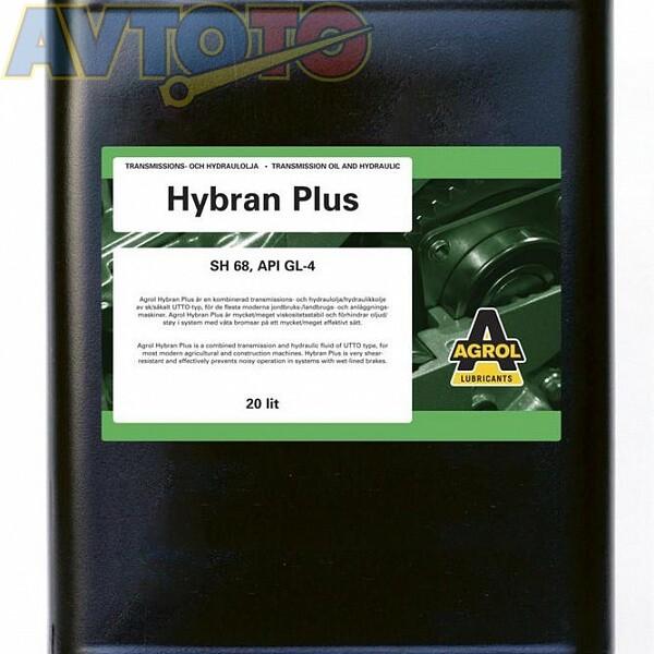 Гидравлическое масло AGROL 773320