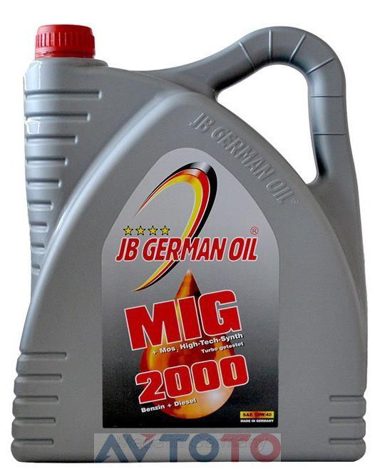 Моторное масло JB 4027311001102