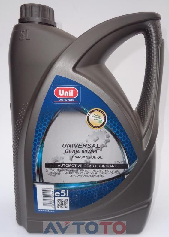 Трансмиссионное масло Unil 5420007010058