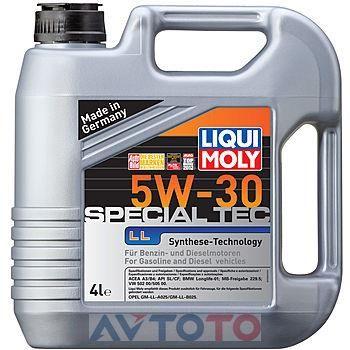 Моторное масло Liqui Moly 7654