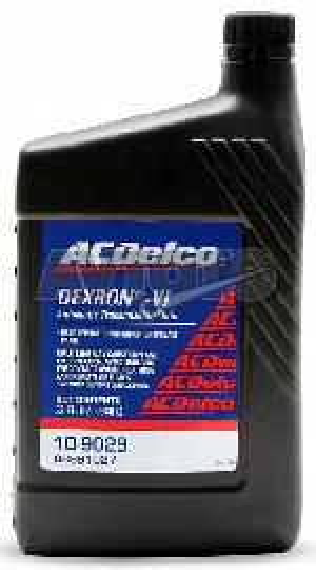 Трансмиссионное масло AC Delco 88861037