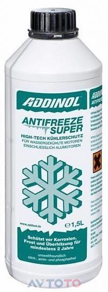 Охлаждающая жидкость Addinol 4014766071163