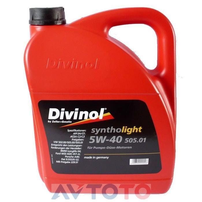 Моторное масло Divinol 49540K007