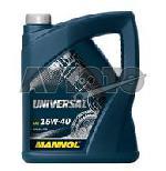 Моторное масло Mannol 1221